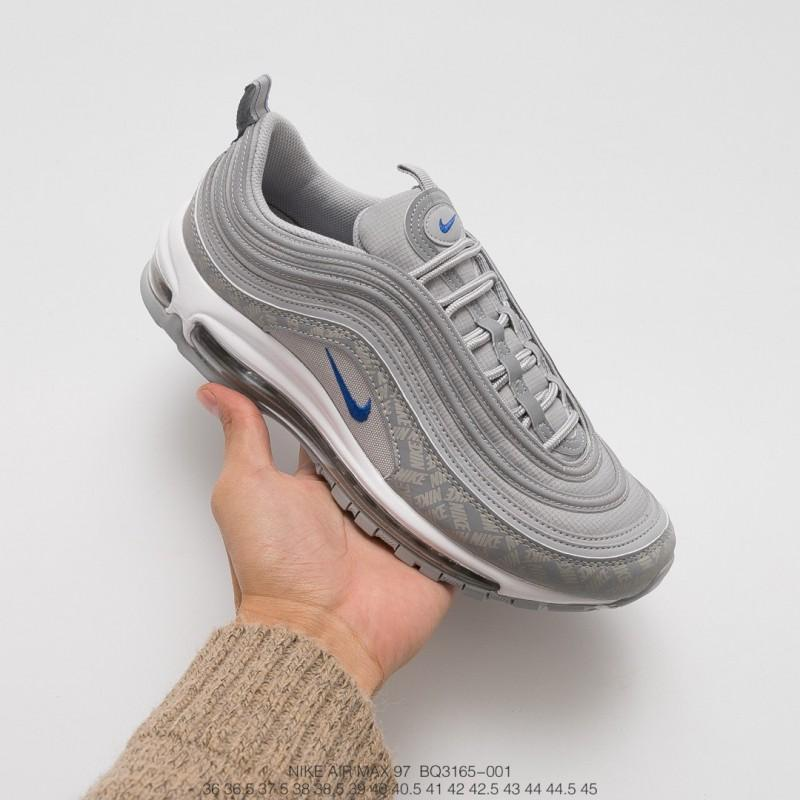 Nike Air Max 97 Grey Trainers BQ3165 001 |
